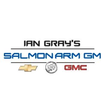 Ian Gray's Salmon Arm GM